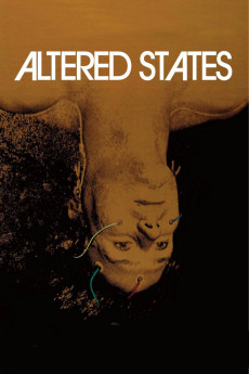 Altered States - Movie Poster