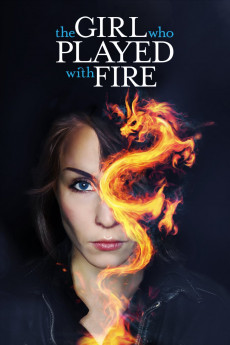 The Girl Who Played with Fire - Movie Poster