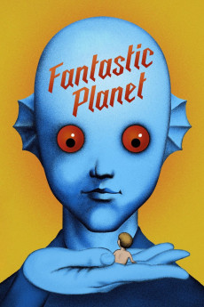 Fantastic Planet - Movie Poster