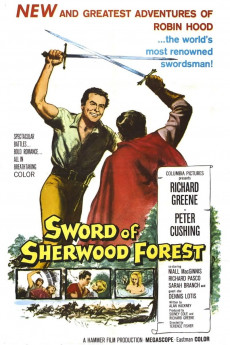 Sword of Sherwood Forest - Movie Poster