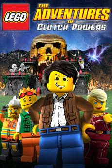 Lego: The Adventures of Clutch Powers - Movie Poster