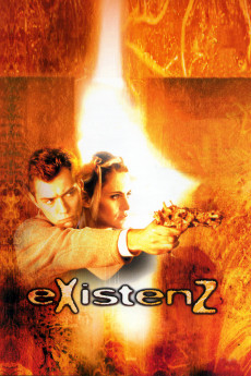eXistenZ - Movie Poster
