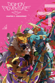 Digimon Adventure Tri. 5: Coexistence - Movie Poster