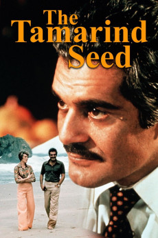 The Tamarind Seed - Movie Poster