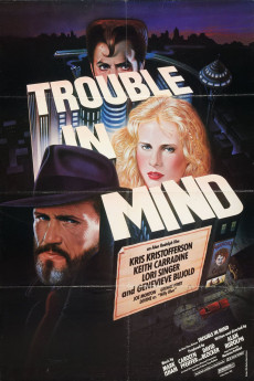 Trouble in Mind - Movie Poster