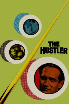 The Hustler - Movie Poster