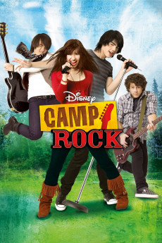 Camp Rock - Movie Poster