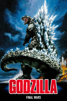 Godzilla: Final Wars - Movie Poster