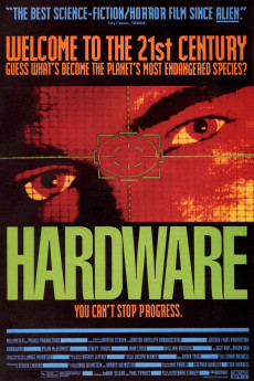 Hardware - Movie Poster