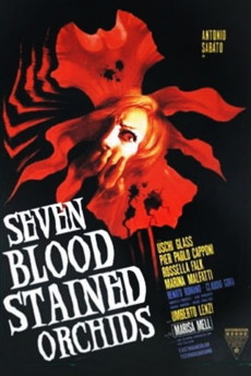 Seven Blood-Stained Orchids - Movie Poster