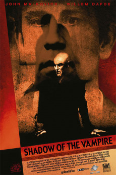 Shadow of the Vampire - Movie Poster