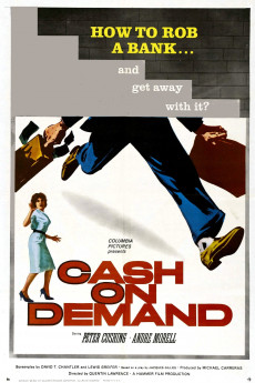 Cash on Demand - Movie Poster