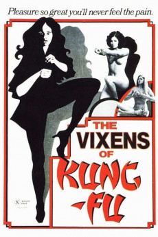 The Vixens of Kung Fu - Movie Poster