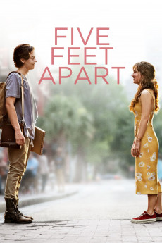 Five Feet Apart - Movie Poster