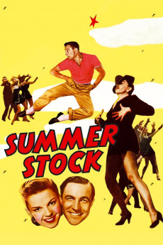 Summer Stock - Movie Poster