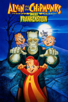 Alvin and the Chipmunks Meet Frankenstein - Read More