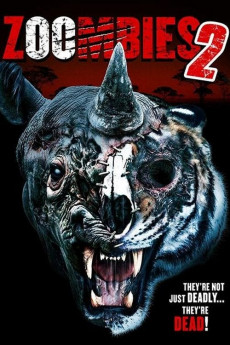 Zoombies 2 - Movie Poster