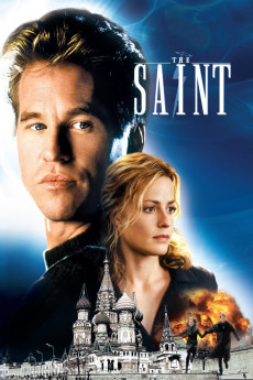 The Saint - Movie Poster