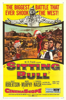 Sitting Bull - Movie Poster