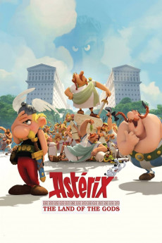 Asterix and Obelix: Mansion of the Gods - Movie Poster