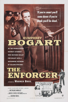The Enforcer - Movie Poster