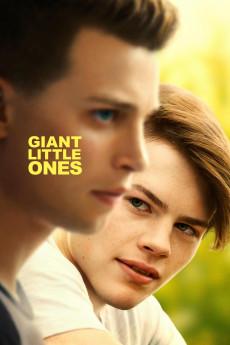 Giant Little Ones - Movie Poster