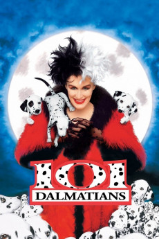 101 Dalmatians - Movie Poster