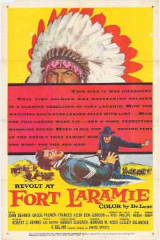 Revolt at Fort Laramie - Movie Poster