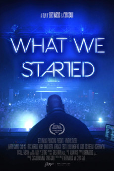 What We Started - Movie Poster