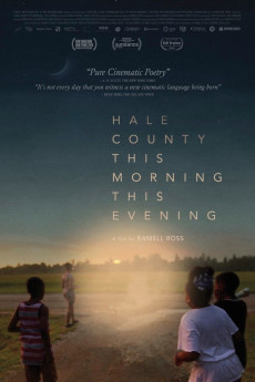 Hale County This Morning, This Evening - Movie Poster