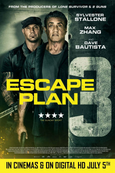 Escape Plan: The Extractors - Movie Poster