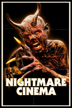 Nightmare Cinema - Movie Poster