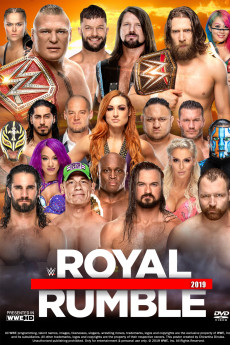 WWE Royal Rumble - Movie Poster