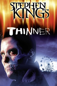 Thinner - Movie Poster