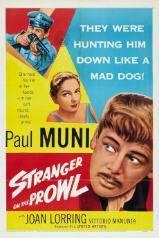Stranger on the Prowl - Movie Poster