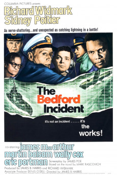 The Bedford Incident - Movie Poster
