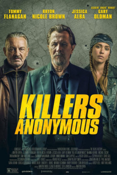 Killers Anonymous - Movie Poster