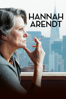Hannah Arendt - Movie Poster