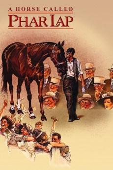 Phar Lap - Movie Poster