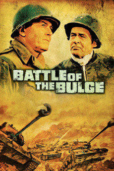 Battle of the Bulge - Movie Poster
