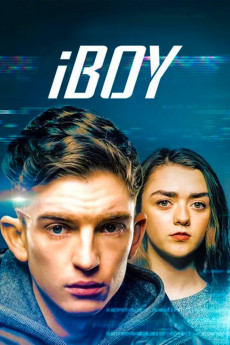iBoy - Movie Poster