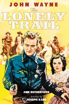 The Lonely Trail - Movie Poster