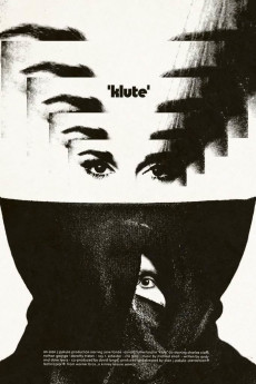 Klute - Movie Poster