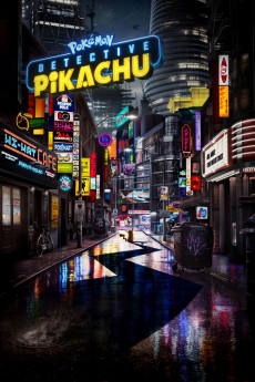 Pokémon Detective Pikachu - Movie Poster
