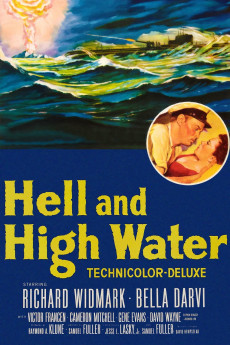 Hell and High Water - Movie Poster