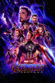 Avengers: Endgame - Movie Poster