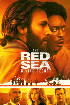 The Red Sea Diving Resort - Movie Poster