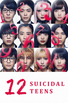 12 Suicidal Teens - Movie Poster