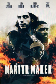 The Martyr Maker - Movie Poster
