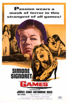 Games - Movie Poster